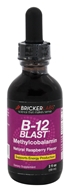 Bricker Labs - B12 Blast Methylcobalamin Natural Raspberry - 2 oz.