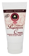 Source Naturals - Progesterone Cream - 2 oz.