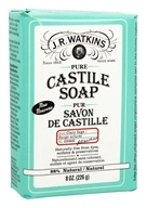 JR Watkins - Pure Castile Bar Soap Clary Sage - 8 oz.