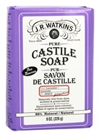 JR Watkins - Pure Castile Bar Soap Lavender - 8 oz.