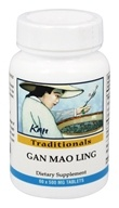 Kan Herb Co. - Traditionals Gan Mao Ling 500 mg. - 60 Tablets
