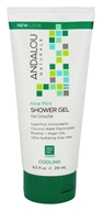 Andalou Naturals - Cooling Shower Gel Aloe Mint - 8.5 oz.