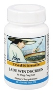 Kan Herb Co. - Traditionals Jade Windscreen 500 mg. - 60 Tablets