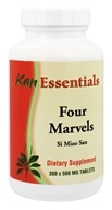 Kan Herb Co. - Essentials Four Marvels 500 mg. - 300 Tablets