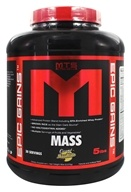 MTS Nutrition - Epic Gains Caramel Macchiato - 5 lbs.
