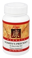Kan Herb Co. - Herbals Women's Precious 700 mg. - 60 Tablets
