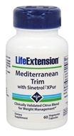 Life Extension - Mediterranean Trim with Sinetrol-XPur - 60 Vegetarian Capsules