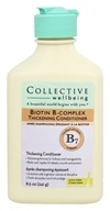 Collective Wellbeing - Biotin B-Complex Thickening Conditioner Lemon Creme - 8.5 oz.
