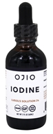 Ojio - Nutrition Essentials Iodine Lugol's Solution 2% - 2 oz.