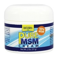 Natural Balance - PureMSM Cream - 2 oz.