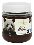 Endangered Species - Natural Cocoa Spread - 9.7 oz.