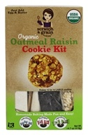 Scratch & Grain Baking Co. - All Natural Cookie Kit Oatmeal Raisin - 14.7 oz.