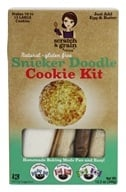 Scratch & Grain Baking Co. - All Natural Cookie Kit Gluten-Free Snicker Doodle - 12.2 oz.