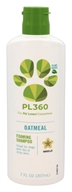 PL360 - Oatmeal Foaming Shampoo For Dogs Vanilla - 7 oz.