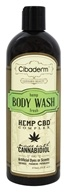 Cibaderm - Hemp Fresh Body Wash - 16 oz.
