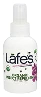 Lafe's - Organic Insect Repellent - 4 oz.