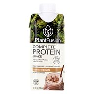 PlantFusion - Complete Plant Protein Ready to Drink Chocolate - 11 oz.