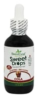 Stevia cola sucré gouttes - 2 fl. oz. by SweetLeaf