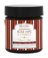 Face Creme Rose Hips & Carrot - 2 oz.