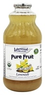 Lakewood - Organic Pure Fruit Juice Blend Lemonade - 32 oz.