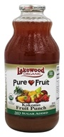 Lakewood - Organic Pure Fruit Kokomo Fruit Punch - 32 oz.