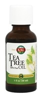 Kal - 100% Pure Tea Tree Oil - 1 oz.
