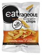 Eatrageous - Gluten-Free Chips Crunch Mac N' Cheese - 1 oz.