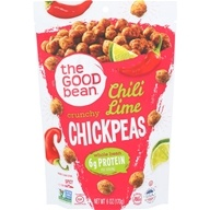 The Good Bean - All Natural Chickpea Snack Smoky Chili & Lime - 6 oz.