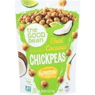 The Good Bean - All Natural Chickpea Snack Thai Coconut Lemongrass - 6 oz.