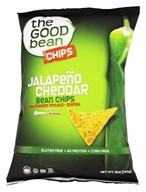 The Good Bean - Bean Chips Jalapeno Cheddar - 5 oz.