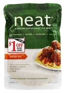 Neat - Gluten Free Meat Replacement Italian Mix - 5.5 oz.