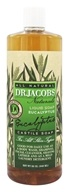 Dr. Jacobs Naturals - All Natural Liquid Castile Soap Eucalyptus - 32 oz.