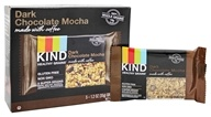 Kind Bar - Healthy Grains Bars Dark Chocolate Mocha - 5 Bars