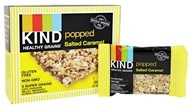Kind Bar - Healthy Grains Bars Popped Salted Caramel - 5 Bars