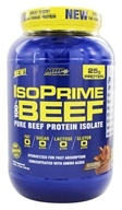 MHP - Isoprime 100% Pure Beef Protein Isolate - 1.85 lbs.