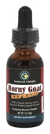 Horny Goat Express extrait liquide - 1 oz. by Amazing Herbs