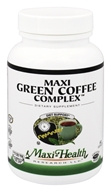 Maxi-Health Research Kosher Vitamins - Maxi Green Coffee Complex - 60 Vegetarian Capsules