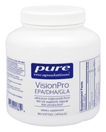 Pure Encapsulations - VisionPro EPA/DHA/GLA - 180 Softgels
