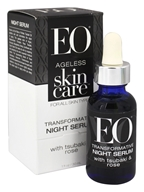 EO Products - Ageless Skin Care Transformative Night Serum with Tsubaki & Rose - 1 ...