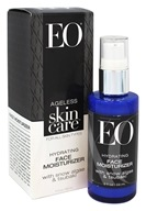 EO Products - Ageless Skin Care Hydrating Face Moisturizer with Snow Algae & Tsubaki - 2 oz.