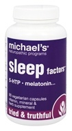 Michael's Naturopathic Programs - Sleep Factors - 90 Vegetarian Capsules