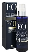 EO Products - Organic Body Serum 01 Revitalizing - 4 oz.