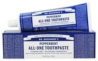 All-One Toothpaste Fluoride Free Peppermint - 5 oz.