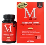 Dream Brands - M Drive Testosterone Support - 60 Capsules