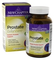 New Chapter - Prostate Take Care - 60 Vegetarian Capsules