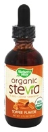 Nature's Way - Organic Stevia Toffee - 2 oz.