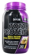Cutler Nutrition - Total Protein Muscle Building Sustain Protein Powder ...