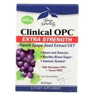 EuroPharma - Terry Naturally Clinical OPC Extra Strength 400 mg. - 60 Softgels