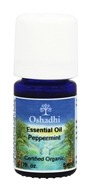 Oshadhi - Organic Essential Oil Peppermint - 5 ml.