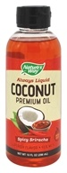 Nature's Way - Always Liquid Premium Coconut Oil Spicy Sriracha - 10 oz.